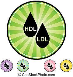 HDL LDL Cholesterol