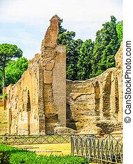 HDR Augustus Mausoleum in Rome - High dynamic range (HDR) ...