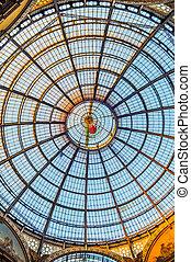 HDR Galleria Vittorio Emanuele II Milan