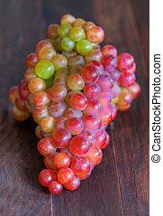 HDR Grapes