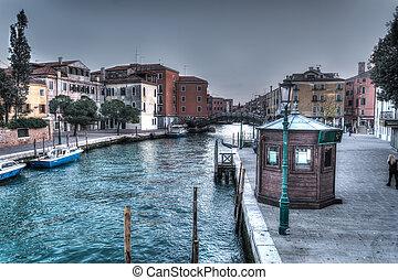 hdr in Venice