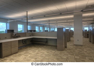 HDR Office Interior