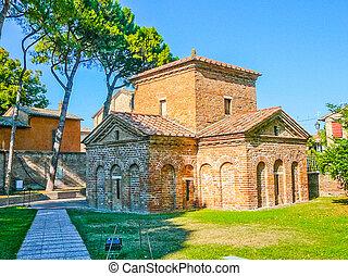 HDR Ravenna, Italy
