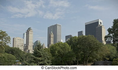 HDR Timelapse Central Park - HDR Timelapse of Central park...