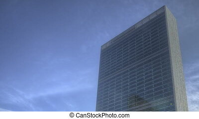 United Nations Building - HDR-Timelapse United Nations...