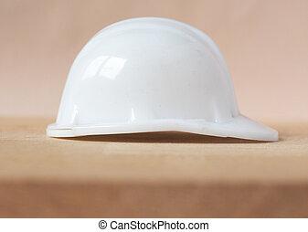 hełm bezpieczeństwa, dla, przemysł zbudowania