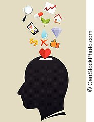 Head bank thinking