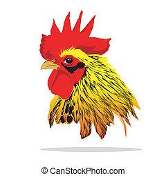 Head Bantam Emblem
