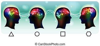 Head Mental Waves