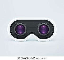 Head-Mounted Display - Head-mounted display, virtual reality...