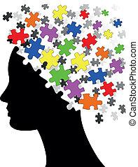 head puzzle