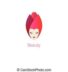 Head rose