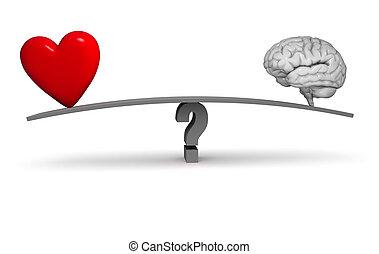 head?, seguire, cuore, o, tuo
