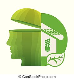 head think green home energy ecological