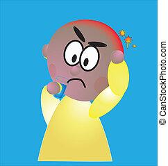 headache - head pain
