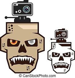 headcam, cranio