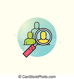 Headhunting Business Vector