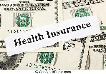 Health Insurance - Headline of Health Insurance for...