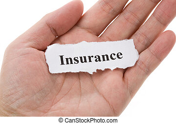 Insurance - Headline of Insurance, Life; Health, car, travel...