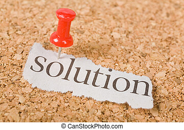 Headline solution, concept of solution