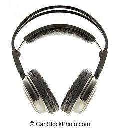 Headphones - A pair of headphones