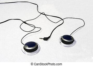 headphones for listening of music
