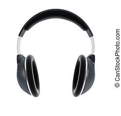 headphones, symbolisch