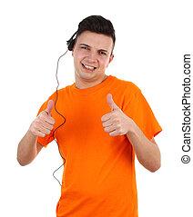headset guy