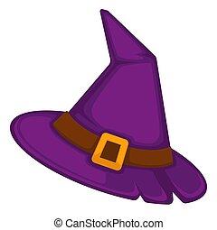 headwear, sombrero, bruja, mago, halloween, celebración