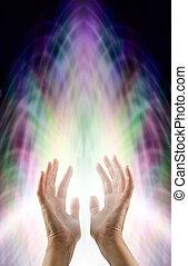Healer Sensing Matrix Energy Field