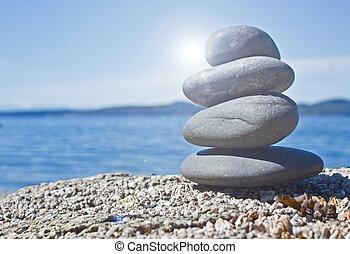 healing stones pyramid