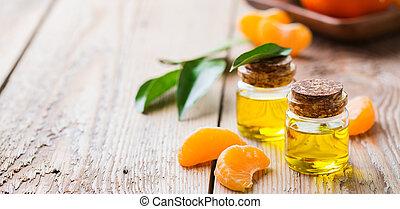 Organic essential tangerine, mandarin, clementine oil -...
