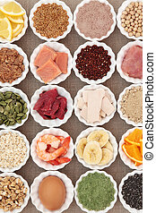 Health and Body Building Food