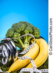 Health and fitness theme