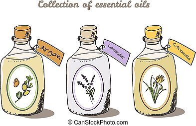 Health and Nature Collection. Argan tree - Health and Nature...