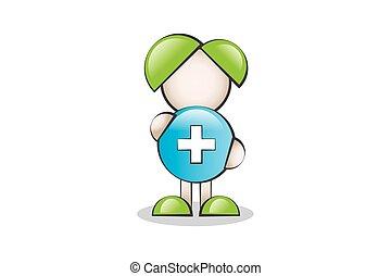 Health and Symbol
