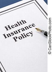 health biztosítás