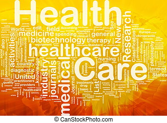 Health care background concept - Background concept ...