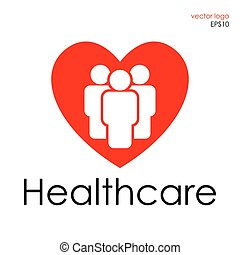 Health care icon or logo