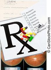 medical result - Health-care image of prescription medicine ...
