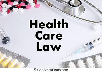 Health Care Law health benefits claim medicine