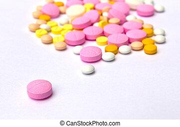 health care medicine isolated