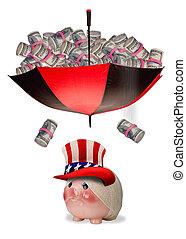 Health-care Money.