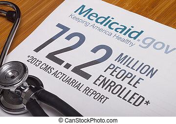 Health Care Reform Coverage - Medicaid Health Care Coverage...