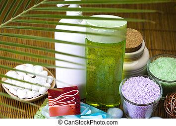 Health composition, spa - Health composition, spa