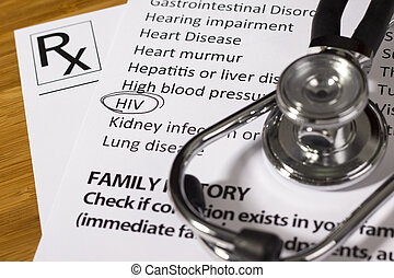 Health Evaluation Form