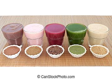 Health Food Drinks