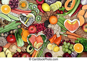 Health Food for a Healthy Diet