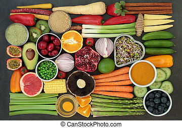 Health Food for Clean Eating - Health food for clean eating...
