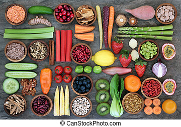 Health Food for Healthy Eating - Health food for healthy...